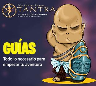 Guias tantra online 2018