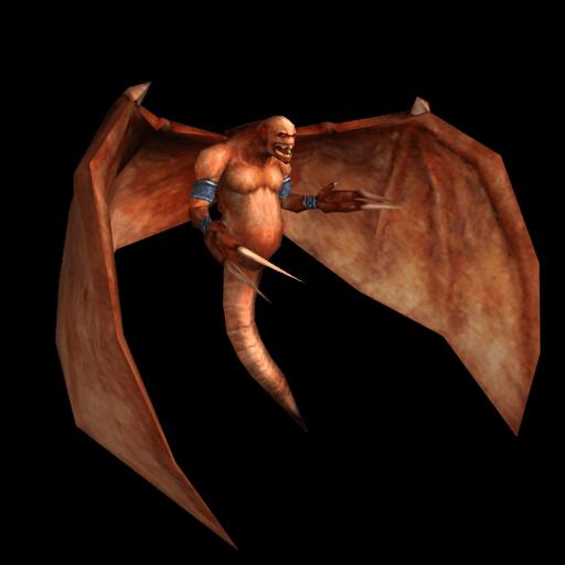 Kyukrong o murcielago, murcis es un monstruo en Tantra online, nexogame, imperio, origin mx
