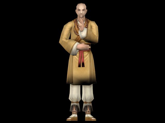Monje Ryuzshun exilio tantra game